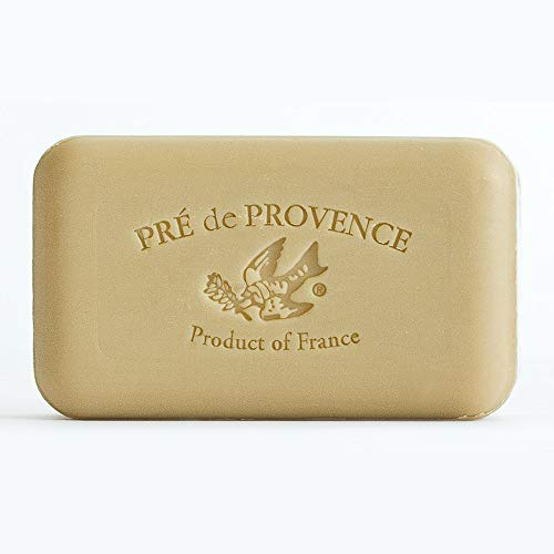 Pre de Provence Artisanal French Soap Bar Enriched with Shea Butter, Verbena, 150 Gram