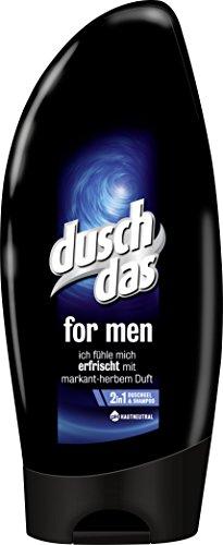 Duschdas Duschgel For Men Duo, 2x 250 ml