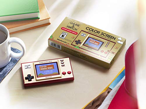 41TEugLRbRL. SL500  - Nintendo Game & Watch: Super Mario Bros. - Not Machine Specific