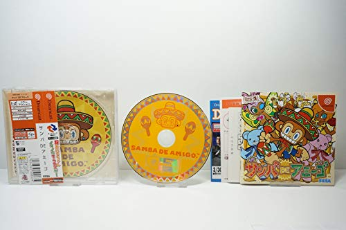 Samba de Amigo [Japan Import]