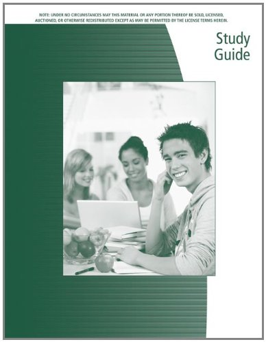 Study Guide with Student Test Packet, Volume I for...