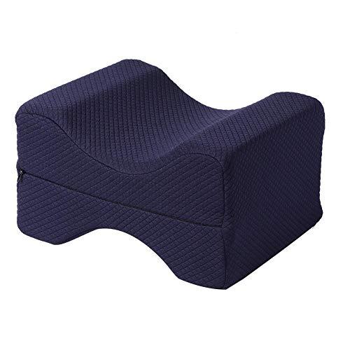 Wifehelper Gedächtnisschaum mit Hoher Dichte Kniekissen Druckermüdungsentlastungs Bein Kissen Kissen für den Heimgebrauch Zwängt Körper Stellungsregler Bettkeile Betten Schlafzimmerhilfen Zubehör(#2)