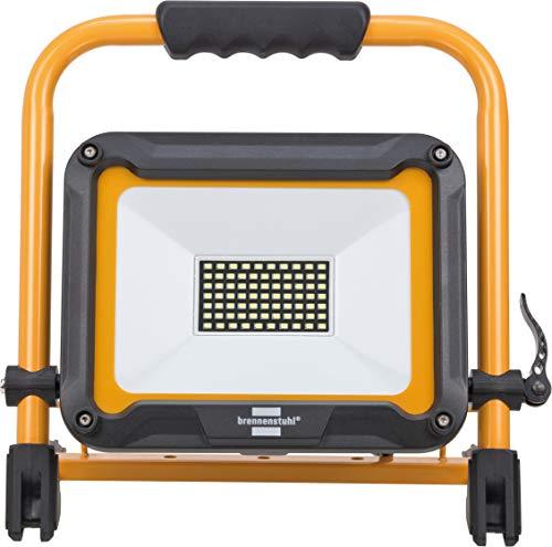 Brennenstuhl Mobiler LED Strahler JARO 5000 M / LED Baustrahler für außen IP65 (LED Arbeitsstrahler 50W mit 5m Kabel, LED Baustellenstrahler mit Schnellspannverschluss) - 5