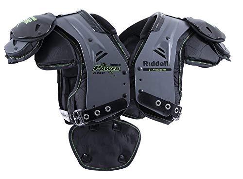 riddell power shoulder pads - 2