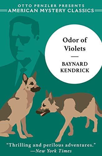 The Odor of Violets: A Duncan Maclain Mystery (Duncan Maclain Mysteries)