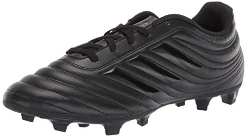 adidas Men's Copa 20.4 Firm Ground Boots Soccer Shoe, core Black/core Black/DGH Solid Grey, 10 M US