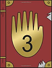 Gravity Falls Series Mysterious Dipper's Journal 3: 3rd Edition for Dark Diary Fans   Children's Secret Tome (All About Gravity Falls)