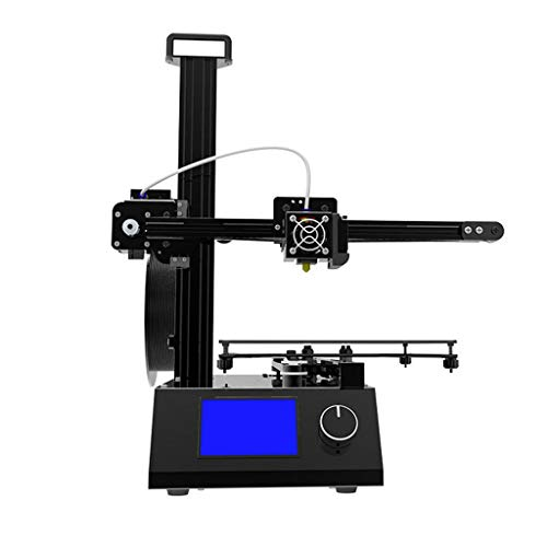 Imprimantes 3D Éducatives, DIY LCD Tridimensionnel Haute Précision Profilé en Aluminium Tôle, 110-220V