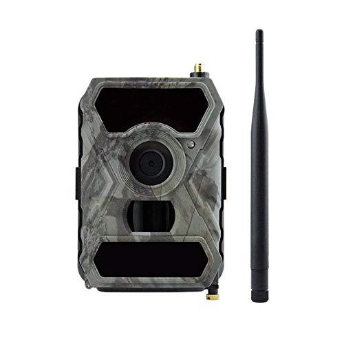 JFZCBXD Cámara de 12MP 1080P HD Digital Caza de la cámara 940NM Juego del Rastro de la cámara de Red 3G SMSMMS visión Nocturna de la Fauna