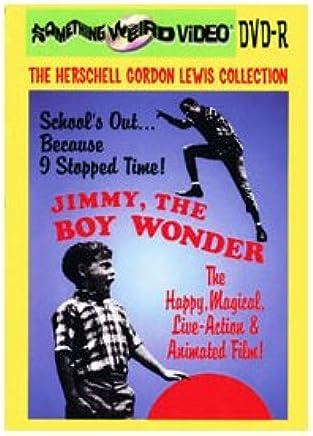 Amazon.com: Jimmy, the Boy Wonder: Herschell Gordon Lewis: Movies & TV