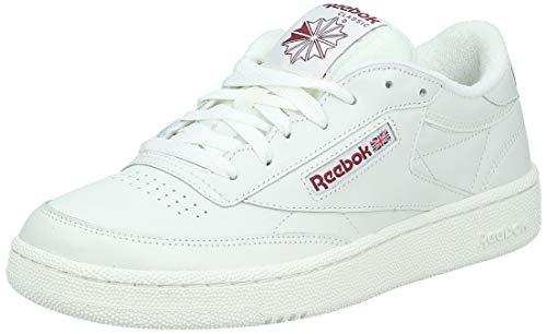 Reebok Herren Sneakers Club C 85 MU weiß 44