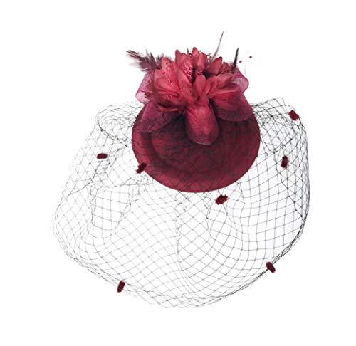 Fascinadores Sombreros Sombrero sin ala