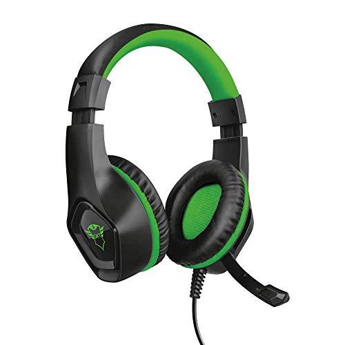 Trust Gaming Audifonos gamer para Xbox One, Xbox Series X|S, Audifonos para video juegos con microfono, Auriculares para video juegos...