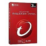 トレンドマイクロ ウイルスバスター クラウド 3年版 ウイルスバスタ-クラ3Y2021HD