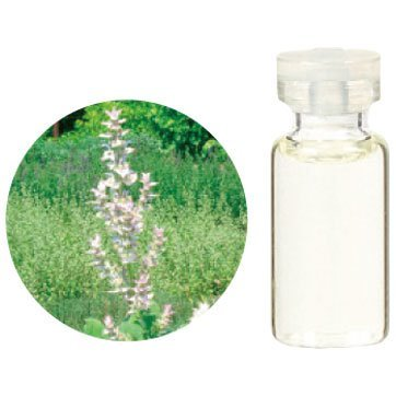 Aroma Japan Import Tree of Life Herbal Life Essential Oil 3ml - Clary Sage (Harajuku Culture Pack)