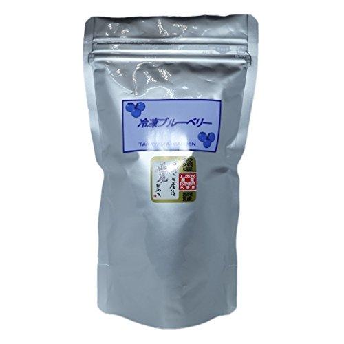 冷凍 ブルーベリー 200g 3パック 国産ブルーベリー使用