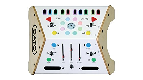 DATO DUO 子供から大人まで 2人同時プレイ シンセ