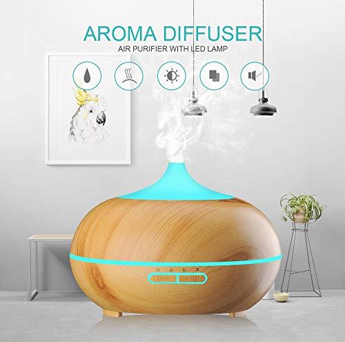 Si Smart Difusores de aceite perfumado