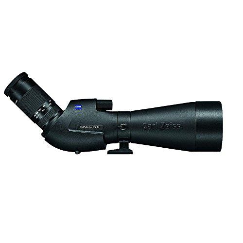 ZEISS Spektiv Diascope 85T FL 85mm, schwarz, Schrägeinblick  (nur Grundkörper ohne Okular)