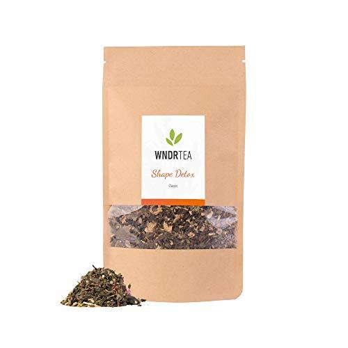 DETOX Tee Classic | 100g | 1 Monat Kur | Premium Bio Qualität | Entgiftung & Entschlackung | Loser...