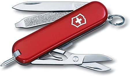 Casagrande Victorinox Taschenmesser Signature Rot mit Gravur