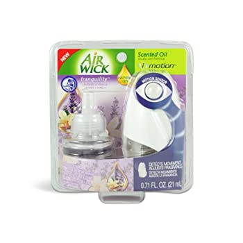Air Wick Scented Oil Motion Kit Lavender and Vanilla