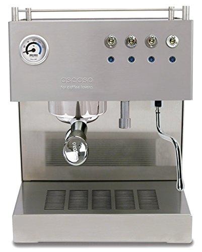 ASCASO 600747 steel DUO PRO matt Espressoautomat