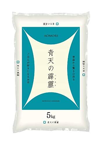 名古屋食糧 青森県産 青天の霹靂 5キロ 令和3年産