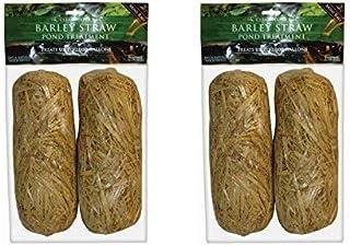 Summit 130 Clear-Water Barley Straw Bales DmsqWj, 4 Bales