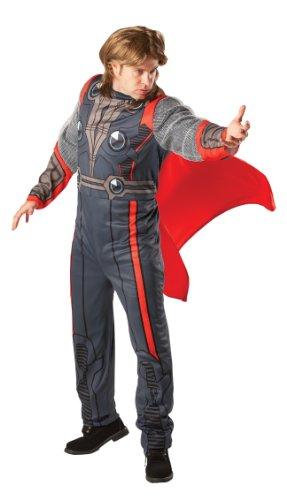 Rubbies - Disfraz de Thor para hombre, talla M (880946STD)