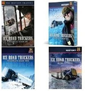 Ice Road Truckers: The Complete Seasons 1,2,3, & On and Off The Ice