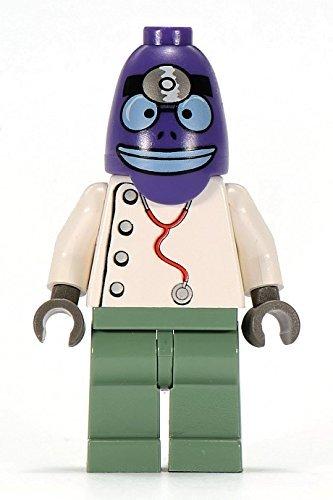 Lego Minifigure: Spongebob Squarepants Emergency Room Doctor by LEGO