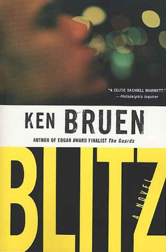 Blitz: A Novel (Inspector Brant Series Book 4) (English Edition)