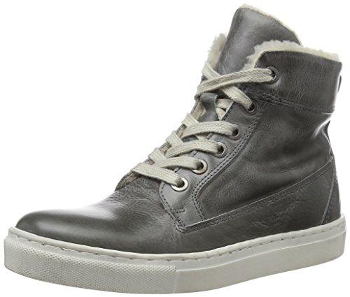 HIP Jungen H2538 Hohe Sneakers, Grau (15CO), 35 EU