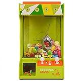 GOPLUS Spielautomat Candy Grabber Süßigkeitenautomat Süßigkeiten Greifer mit USB-Kabel Grün...