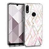 kwmobile Case Compatible with Huawei Y6 (2019) - TPU