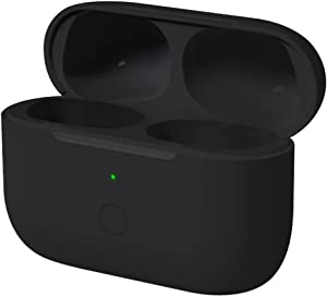AirPod Pro Charging Case Replacement Charger Case Support to Wireless Charging Sync Pairing with iPhone
