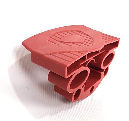 Stoßdämpfer Aufhängung Lattenrost Lattenhalter SBS Ersatzteile für Lattenrost Latten 38/25 mm (1 Stück - lange Kappe)