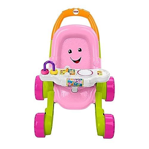 carriola de juguete frozen fabricante Fisher-Price - Ríe y Aprende