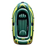 Yocalo Inflatable Boat Series,raft Inflatable Kayak, Fishing Boat Kayak,2-3 Person Boat with...