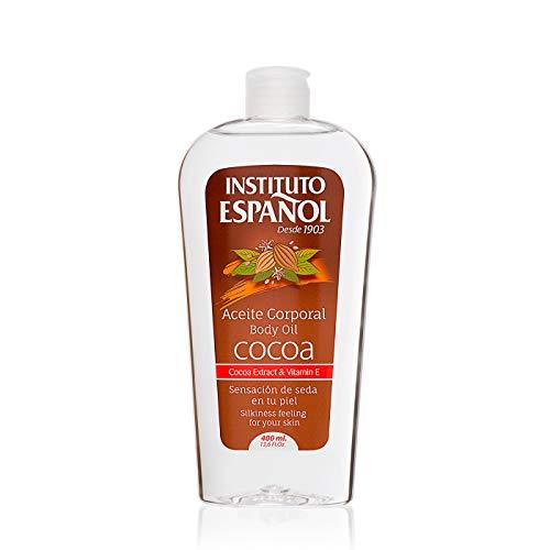 Instituto Español Cocoa Aceite Corporal Huile Corporelle