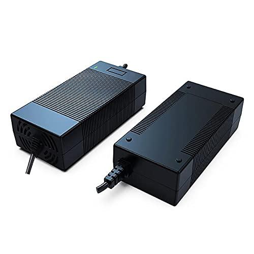 PWE-Adaptador Alimentación Cargador Corriente 36V Reemplazo para Batería 42V 2A Lithium Li-Ion...