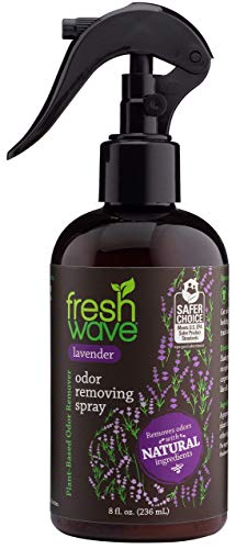 Fresh Wave Lavender Odor Eliminator Spray & Air Freshener, 8 fl. oz, Natural Ingredients