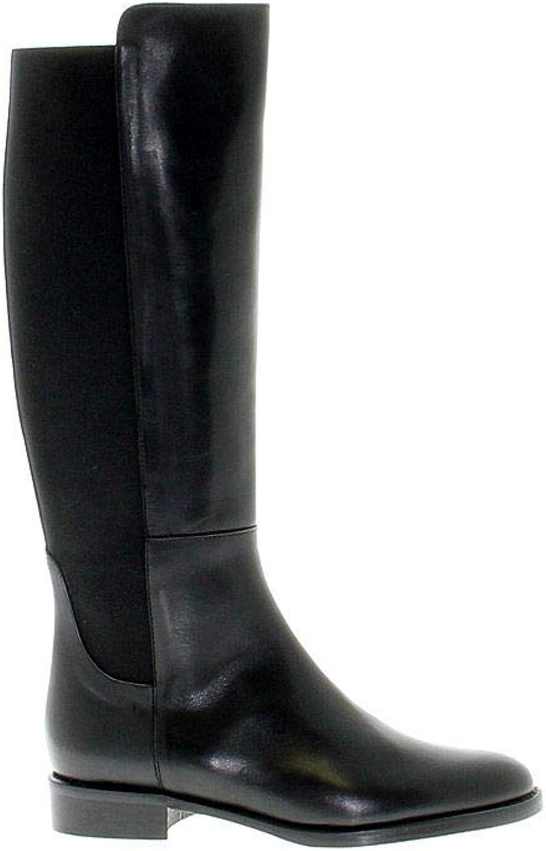 PREMIèRE FEMME Damen PFEMELAS Schwarz Leder Stiefel Stiefel  auf der ganzen Welt gut verkaufen