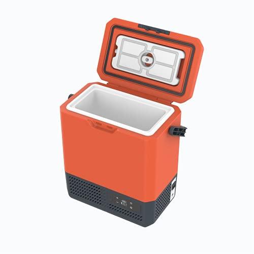 DSBN Frigorífico de yate de automóvil, refrigerador de Control de Temperatura Inteligente, refrigerador de Control Remoto de enfriamiento rápido, 6-10L, 12V / 24V