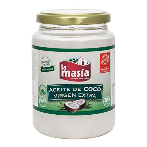 La Masia Aceite Extra Virgen Coco la Masía, 1 x 375 g