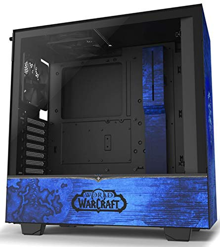 NZXT H510 Alliance Mid Tower PC-Gaming-Gehäuse, Limited Edition
