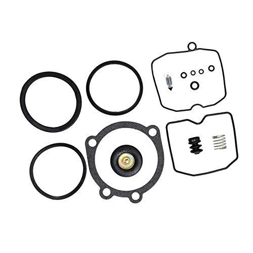 I-Joy 20709 Carburetor Rebuild Kit fits for Sportster XL 883 1200 Keihin CV Type Carb Replacement Repair Kit 1990-Up 100% New 1-Month Warranty