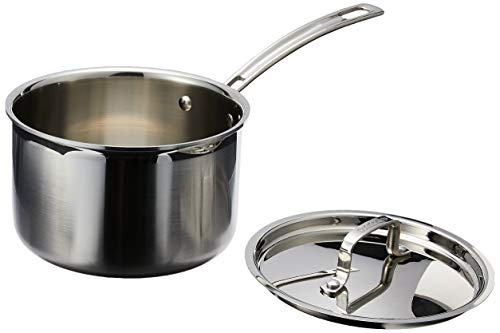 Cuisinart MultiClad Pro Stainless Steel 3-Quart Saucepan with Cover
