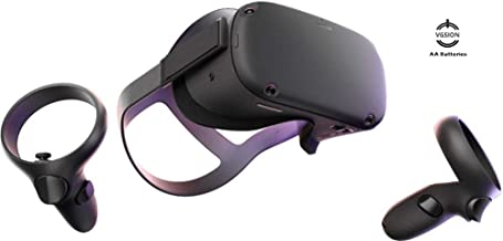 $525 » Newest Oculus Quest All-in-one VR Gaming Headset – 64GB - 2020 Edition + VGSION Batteries